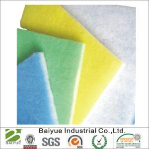 Filtro de poliester de rollo y hoja en varios colores