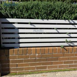 حديقة [لووفر] يسيّج ألومنيوم تظليل كوّة تهوية