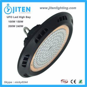 5 años de garantía 240W LED de alta potencia de iluminación de la Bahía de alta
