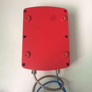 Neues robustes Knsp-18LCD Kntech VoIP wasserdichtes Telefon