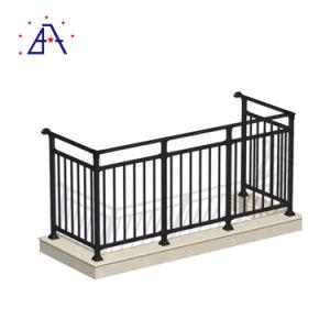 El Mic Top5 de aluminio decorativo balcón barbacoa cerca del diseño del brillo