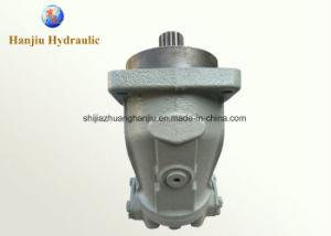 Se utiliza principalmente en la máquina de mezcla de suelo mixto cuantitativo el motor de pistones axiales, modelo A2FM90.