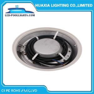 36W el anillo de acero inoxidable de alta potencia LED cara bajo el agua de la luz de la Piscina
