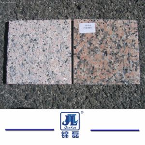 La Chine Rosa Porrino granit pour l'asphaltage de pierre de granit rose/tuiles/brames ou des revêtements de sol/comptoir/Comptoirs/Kitchentops/hôtel/matériaux de construction