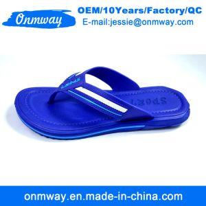 Cuatro Colores de Moda Hombre verano al aire libre Flip-flops