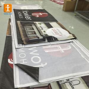 Bandiera stampata PVC esterna del vinile all'ingrosso di promozione