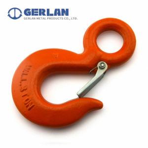 Легированная сталь G70 подъемного устройства безопасности такелажные проушины крюк
