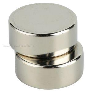 12*3mm imán de disco de China la fabricación de imanes de NdFeB