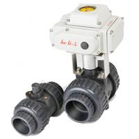 Soupape de PVC DN20-DN300