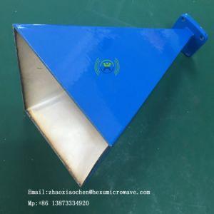 Prato de microondas parabólico Antena da Buzina de Comunicação do sistema