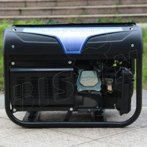 バイソン(中国) BS2500g 2kw 2kVA信頼できる携帯用小さいガソリン発電機5.5HPの高品質のOhvの技術AVRの発電機