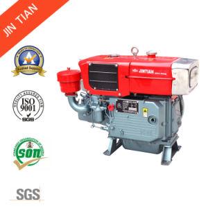 18HP дизельный двигатель с водяным охлаждением с высоким качеством и надежностью (Zs1100nl)