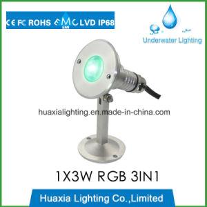 Licht van de hoge LEIDENE van de Macht IP68 het LEIDENE Vlek voor Waterdichte LEIDEN Licht
