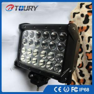 4X4自動車部品のためのオフロード72W LED作業ライト