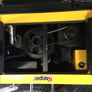neuer Typ Quanchai super leiser Typ Diesel-Generator des Kabinendach-15kw