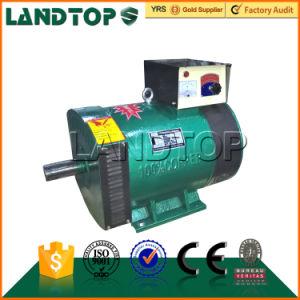 상단은 1개 단계 220V 230V AC 발전기를 솔질한다