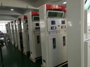 Alta qualità 3pump-6flowmeter-6nozzle-6display-6keyboard dell'erogatore del combustibile Rt-Hz366