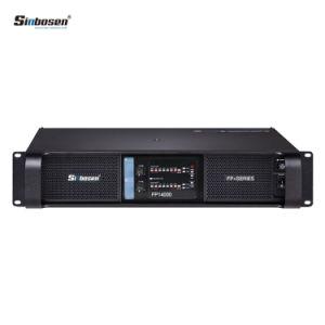 Sinbosen 2 canaux audio stéréo du son professionnel FP14000 amplificateur de puissance