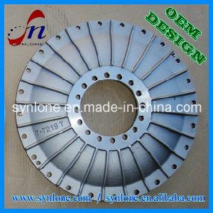 Disco de proceso de moldeado en arena de aluminio