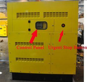500kw 625kVA gerador diesel tipo silenciosa