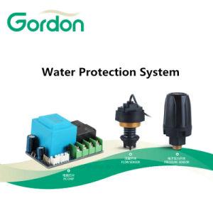 端子箱が付いている電気銅線の自動プライミングブスターの水ポンプ
