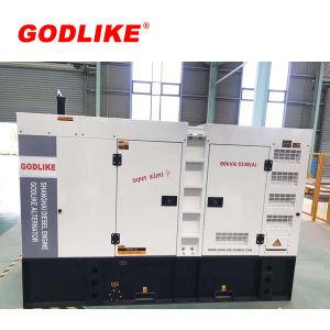 Cheapest 80kVA Groupe électrogène Diesel silencieux avec la Chine moteur Shangchai