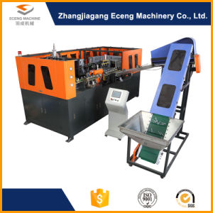 4キャビティ4000bphプラスチックペットは機械の作成をびん詰めにすることができる