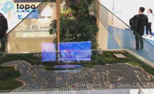 Comutável Sabedoria de Vidro Inteligente mágico Mirror Glas (S-F7)
