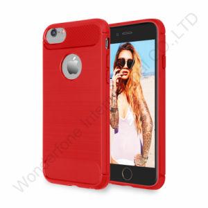 Samsung S8のための赤く完全な保護装置TPUの移動式箱