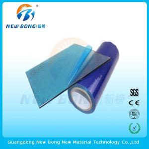 Le verre de couleur bleue des films de protection de la fenêtre