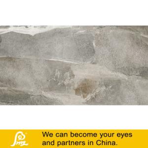 大きいサイズの石のタイルの壁のための無作法な磁器のタイル
