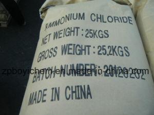 chloride van Ammonum van de Rang van 24mm het Industriële met de Zak van het Document van Kraftpapier