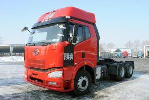 Traktor-LKW der China-berühmter 6X4 10 Geschäftemacher-FAW