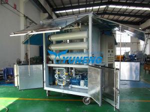 O óleo isolante do vácuo de alta eficiência e recuperação do óleo do transformador a máquina