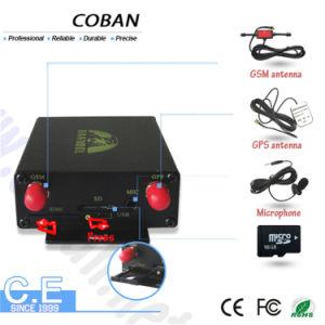 G塀の速度アラーム能力別クラス編成制度装置によって製造のCoban車GPSの追跡者Tk105b GSM GPRS GPSのリアルタイムの追跡