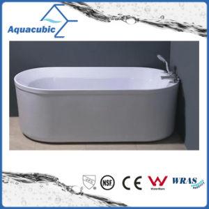 De pie de la Junta de ABS en color blanco, bañera de masaje (AB0805)