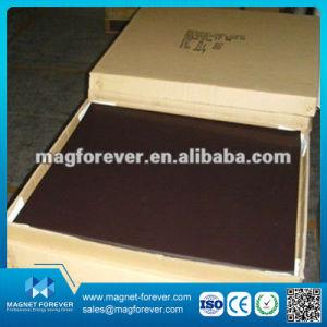 3mの自己接着磁気シートが付いている適用範囲が広いA4磁気シート