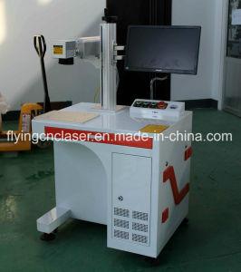 20W 30W de Laser die van de Vezel Machine merken