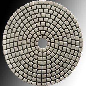 Polishing di pietra Pad, Stone Grinding Disc per Marble&Granite Grinding, Stone Abrasive