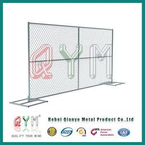 Recinzione provvisoria galvanizzata della costruzione provvisoria della rete fissa della barriera di controllo per la vendita