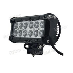 CREE 3W LED Light Bar di Unisun 9-32V Waterproof 6.5inch 36watt