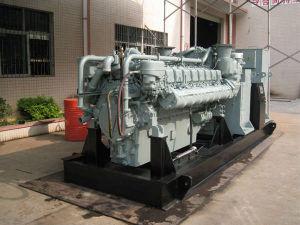 Mtu 디젤 엔진 발전기 세트 (BMX520)