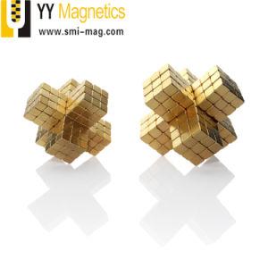 판매를 위한 영구 불변 216 입방체 Rubiks 자석 구획 자석