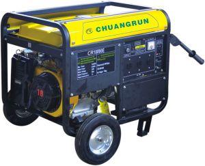 HandleおよびWheelsの低いFactory Price 8kw 18HP Engine Handle Recoil/Electric Start Excellent Gasoline Generator