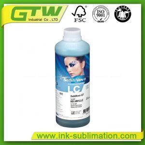 Coreia Inktec Sublinova G7 com tinta Sublimação Premium coated paper
