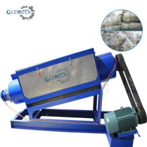 農業の汚れたフィルムはPP/PEのためのプラスチック洗浄ラインを袋に入れる