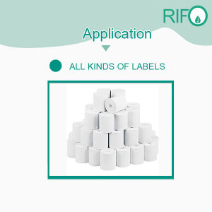 Papel sintético para la Industria Farmacéutica Label