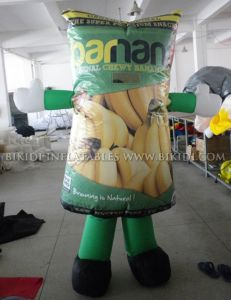 La publicité gonflable mascotte, costume, Cartoon Costume gonflable ballon (K6016)