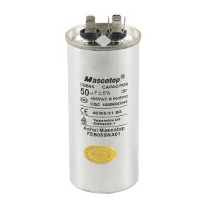 Condensador de aire acondicionado de 35UF 450V