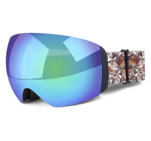 Os fabricantes Pré-vendas nevoeiro Duplo Panorâmico óculos de esqui de  vento de óculos de protecção c31916a18f